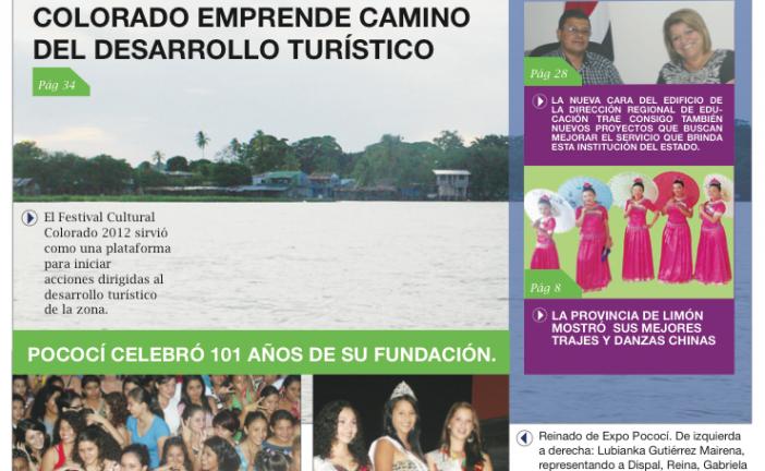 Edición #10 – El independiente – Octubre 2012
