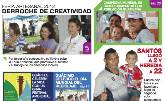 Edición #08 – El independiente – Junio 2012