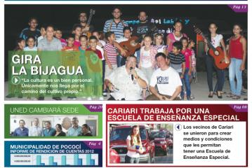 Edición #13 – El independiente – Mayo 2013