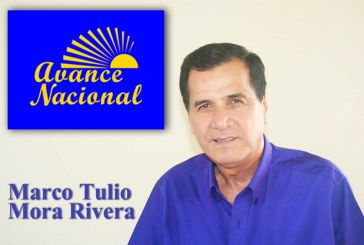 MARCO TULIO MORA RIVERA: A LOS POLÍTICOS NO SE LES CASTIGA CON EL ABSTENCIONISMO