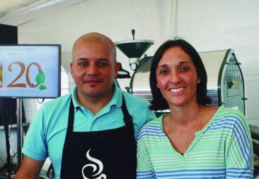 Frailes de Desamparados celebró décima Feria del café