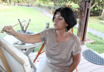 LIGIA NÚÑEZ: UNA ARTISTA MULTIFACÉTICA