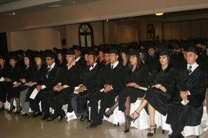 Graduandos universidad de San José, sede Guápiles.