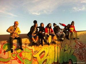 La agrupación musical caribeña  promociona su nuevo disco y espectáculo  El Circo de Rialengo en tierras uruguayas