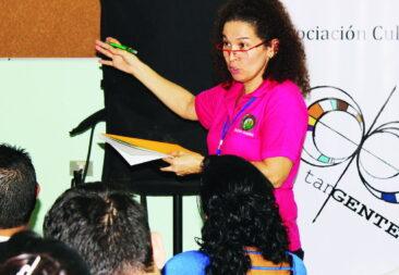 RECINTO DE GUÁPILES REALIZA CON ÉXITO ENCUENTRO DE ACTORES CULTURALES DE POCOCÍ Y GUÁCIMO