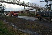 """""""Fuerza Caribe"""" gestiona ampliación de ruta 32 ante poderes del estado"""