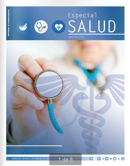 Edición #28 –  Especial de la Salud – Agosto 2015