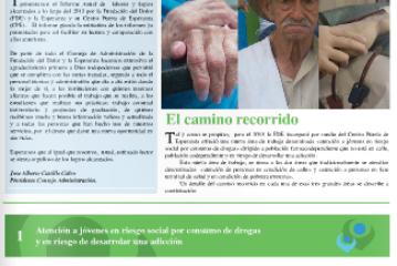 Edición #22 – El Independiente – Informe año 2013