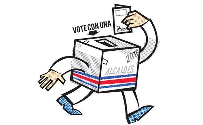 ELECCIÓN DE AUTORIDADES MUNICIPALES