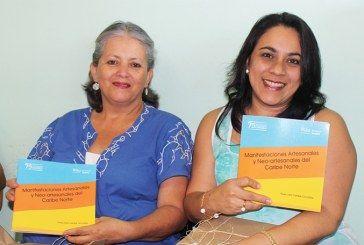 """PRESENTACIÓN DEL LIBRO """"MANIFESTACIONES ARTESANALES Y NEO-ARTESANALES DEL CARIBE NORTE"""""""