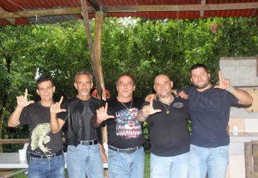 La Asociación Latinoamericana de Motociclistas L.A.M.A  abre capítulo en Guápiles