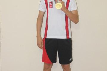 Joven gana medalla de oro en Judo para Pococí