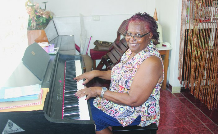 Joyce Smith: Una Pianista apasionada