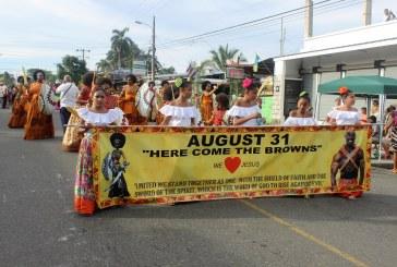 Limón celebró su dieciseisavo Gran Parade