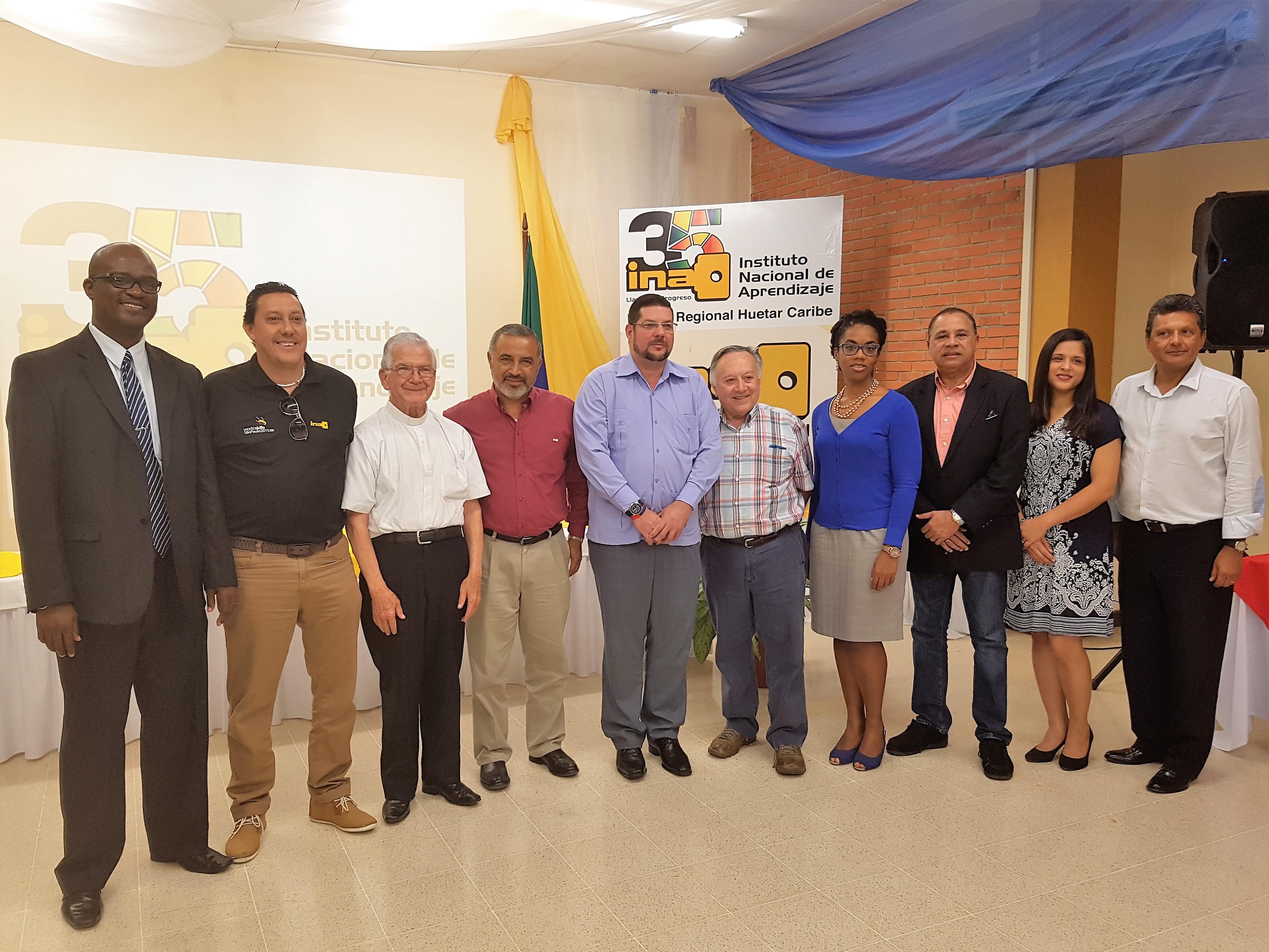 INA celebra primer Festival Internacional de Costa Rica desde el Caribe