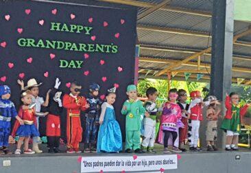 Colegio Bilingüe San Francisco de Asís celebró el día de los abuelitos