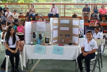 Feria Regional de Ciencia y Tecnología 2016