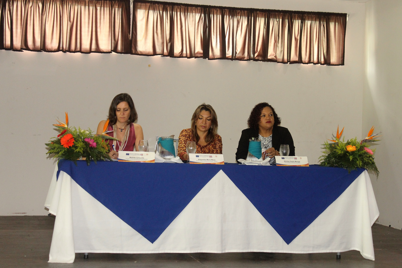Proyecto Emprende beneficiará a empresarias de la Región Huetar Caribe