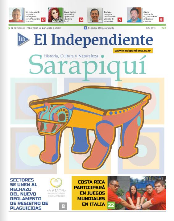 Edición 33 – Julio 2016