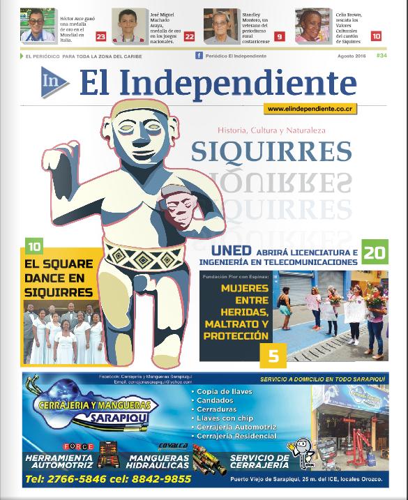 Edición 34 – Agosto 2016