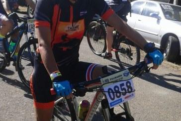 Hablar de Krístel es hablar de un futuro muy prometedor en el ciclismo.
