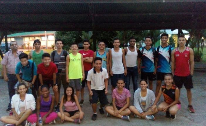 Asociación de Atletismo de Pococí, sinónimo de dedicación y trabajo duro.
