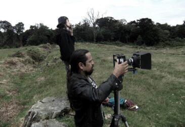 Aarón Guzmán: fotógrafo y productor audiovisual en formación.