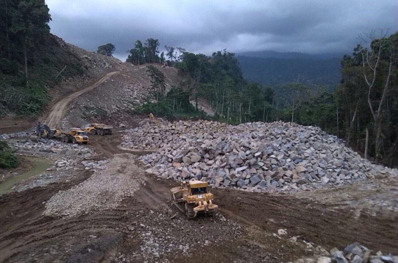 Desestiman medidas cautelares puestas por empresa desarrolladora de Tajo La Asunción.