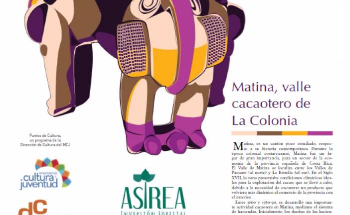 Matina, valle cacaotero de La Colonia
