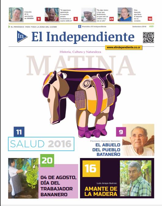 Periódico El Independiente Edición 35