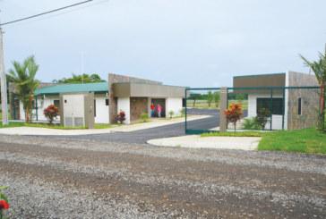 El Centro Comunitario Integral de los Trabajadores de Finca El Bosque es una realidad