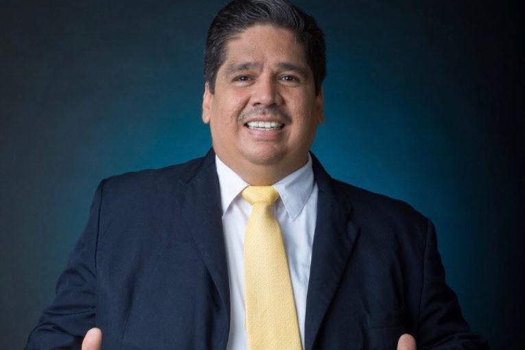 Randall Torres, aspirante a diputado por el partido Alianza Demócrata Cristiana