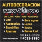 Autodecorado Bairon New Sound