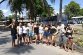 Eliminan basura en Puerto Viejo, tras Semana Santa