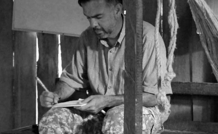 """Álvaro Rojas, autor de Telire: """"Talamanca es un mundo lleno de saberes"""""""
