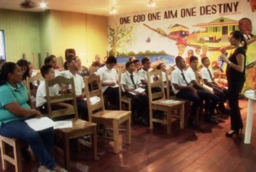 Territorios Seguros prepara rendición de cuentas a nivel nacional