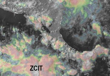 Tormenta subtropical Alberto afecta el país