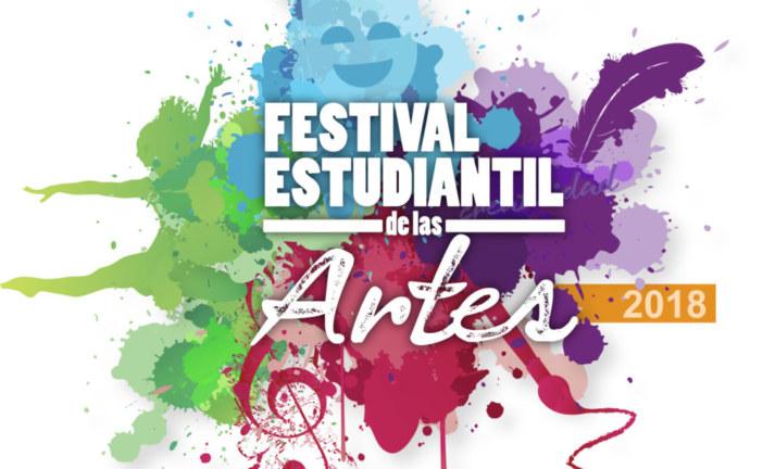 Festival Estudiantil de las Artes busca impulsar creatividad artística y desarrollo sostenible