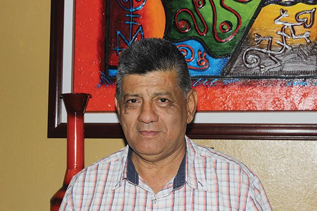 Roberto Rodríguez Fernández, ciudadano destacado de Pococí