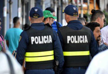22 nuevos oficiales de Fuerza Pública reforzarán seguridad en Pococí