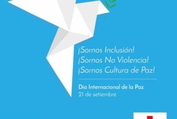 Enel Día Internacional de la Paz