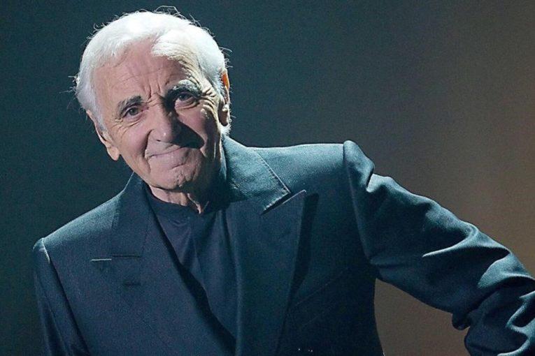 Charles Aznavour fue un brillante exitoso