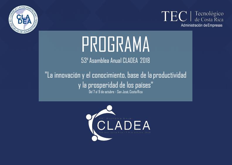 Costa Rica, anfitrión de CLADEA 2018.
