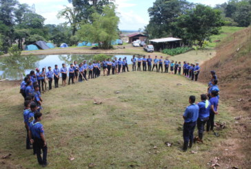 Scouts de Jiménez celebraron su segundo aniversario