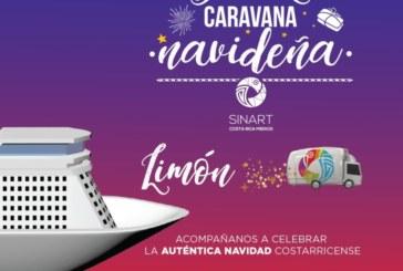 """""""CARAVANA NAVIDEÑA"""" del SINART llenará de alegría las siete provincias del país"""