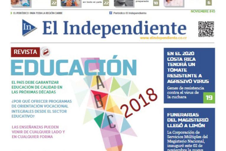 Periódico el Independiente   edición 45