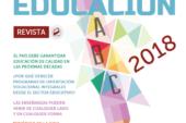 Revista Educación 2018
