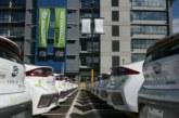 ICE estrenará flotilla de carros eléctricos