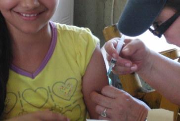 País logra cobertura óptima de vacunación extraordinaria contra el sarampión