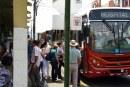 Poder Ejecutivo retrasa por más de 6 meses la publicación de una ley que protegería el salario de choferes de autobuses